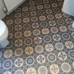 Victorian Style Vinyl Flooring | Buy Now From £10.99per m²