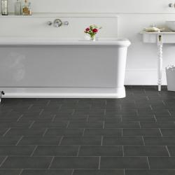 Black Sparkle Tile