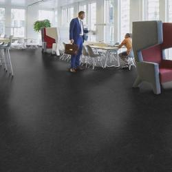 Marmoleum Concrete (Black Hole)