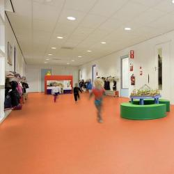 Marmoleum Concrete (Orange Glow)