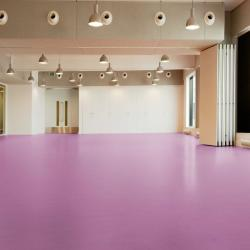 Marmoleum Concrete (Purple Glow)