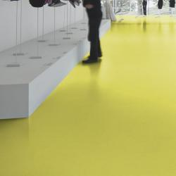 Marmoleum Concrete (Yellow Glow)