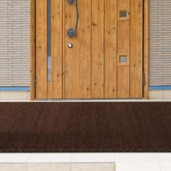 Dark Brown Coir Matting