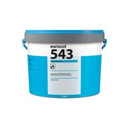 Forbo 543 Eurosafe Deco Adhesive 10kg  - Pressure Sensitive & High Temp Resistant