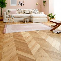 Goodrich Chevron Oak Parquet