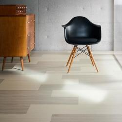 Marmoleum Modular - Tiles 100cm x 25cm (White Cliffs)