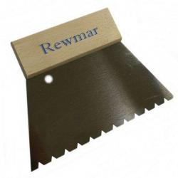 Rewmar 6mm Notched Wood Floor Trowel