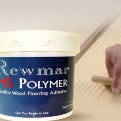 Rewmar MS Polymer Wood Floor Adhesive - 15kg (15kg Tub)