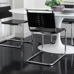 Clearance: Shiny Black Tile