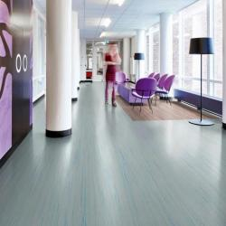 Marmoleum Striato Colour (Blue stroke)