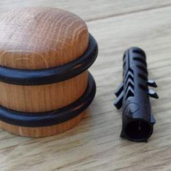 Unika Solid Wood Door Stops