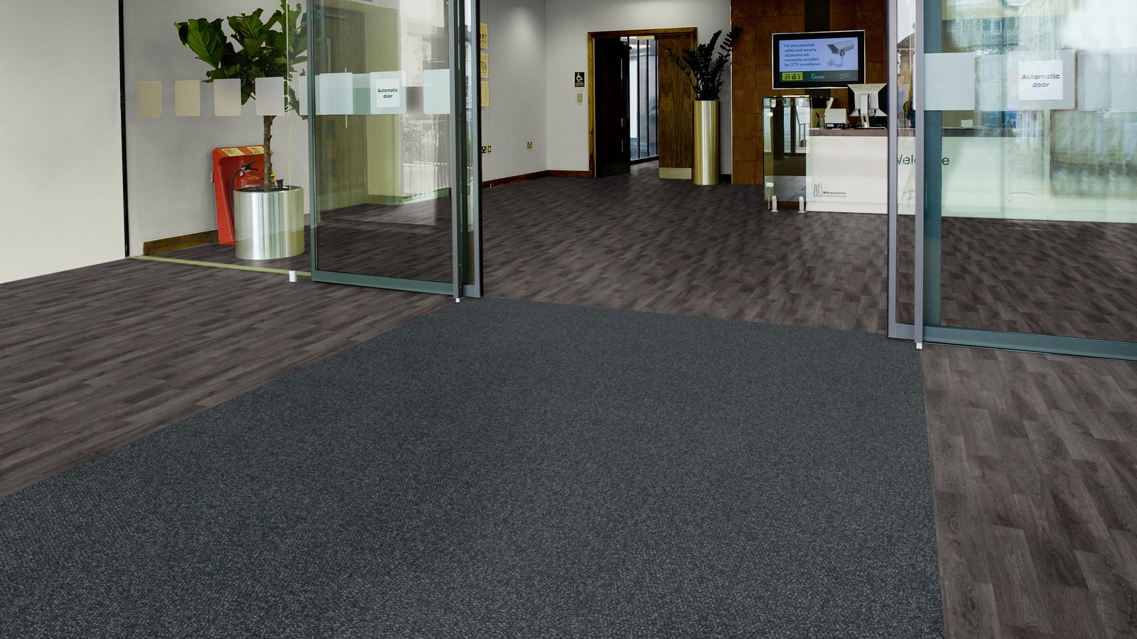 Forbo Coral Classic Entrance Matting Special Offer Just