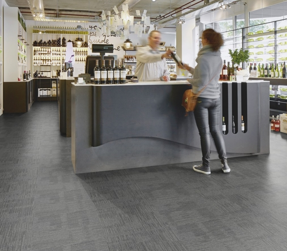 Forbo Tessera Inline Carpet Tiles Available In 10 Colours