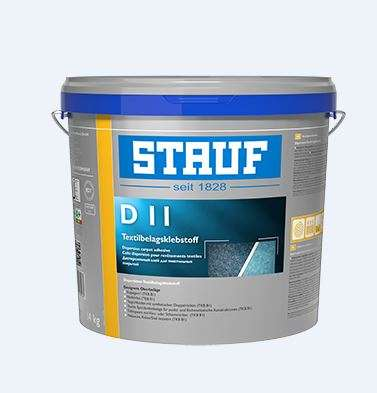 Stauf D11 Adhesive From 163 50 00 Per Tub