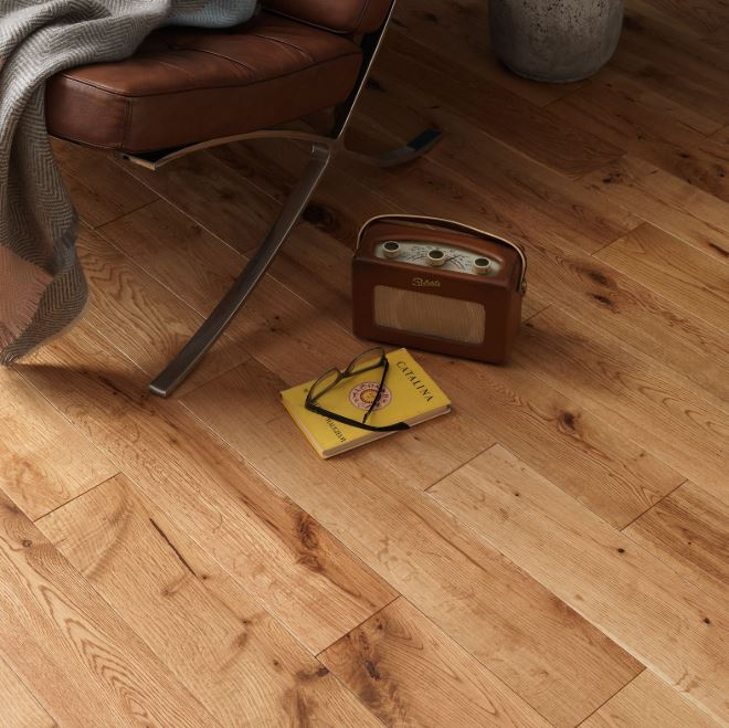 Woodpecker York Solid Wood Flooring Special Offer Just 5349 Per